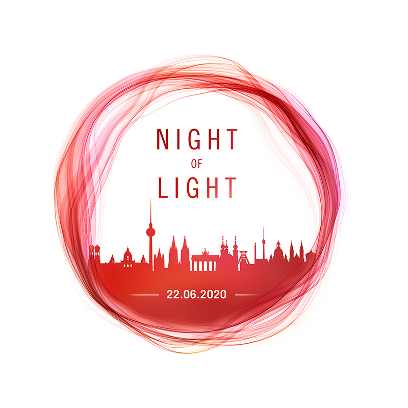 Night of Light Logo