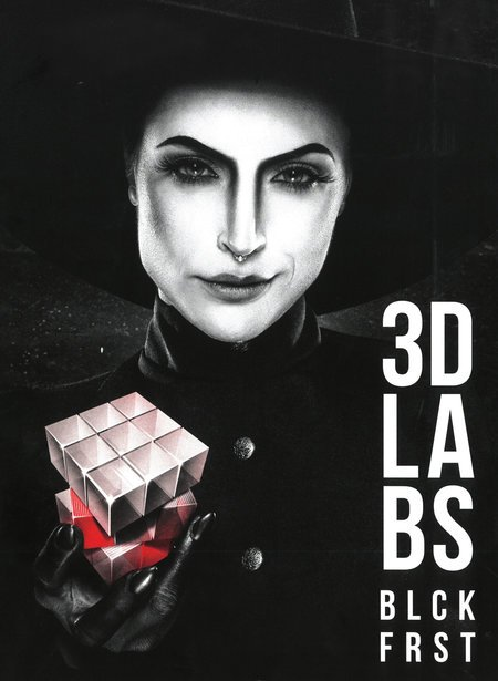 Messestand 3D Labs